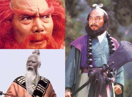 8 vai dien cua Sa Tang trong 'Tay du ky 1986' hinh anh