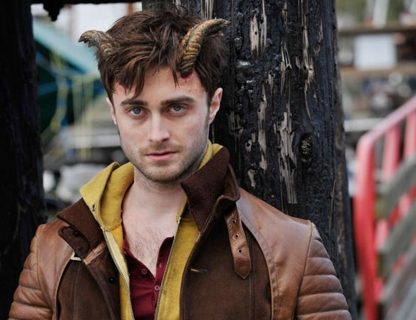 Daniel Radcliffe - Harry Potter dang yeu chi con trong ky uc hinh anh