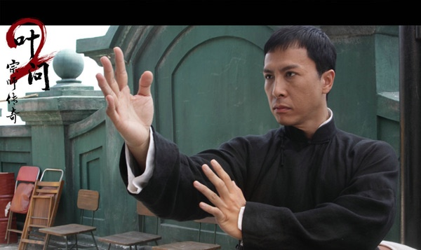 Chung Tu Don dong 'Diep Van 3' voi cat xe gan 5 trieu USD hinh anh 2 Diệp Vấn 2.