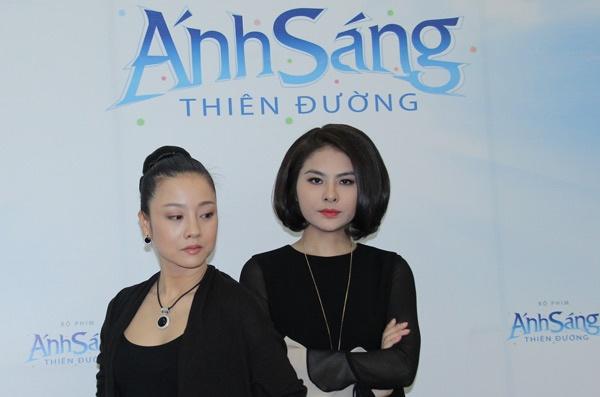 Van Trang lai dong vai ma mi, bi hiem hinh anh 2 Vân Trang sẽ có một cuộc đối đầu ngoạn mục với đàn chị Mỹ Duyên.