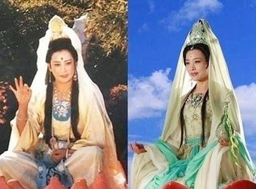 3 Phat Ba Quan Am an tuong trong phim 'Tay du ky' hinh anh