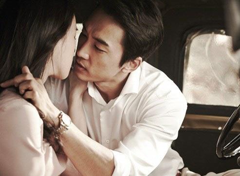 Me Song Seung Hun thich thu khi xem phim 19+ cua con trai hinh anh