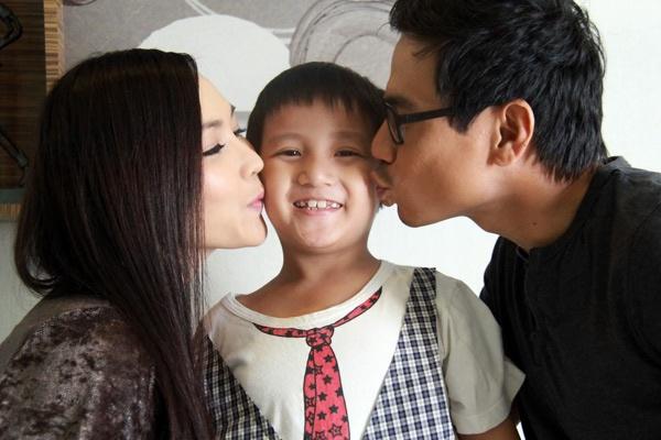 Kim Hien lam ke boi tinh xinh dep hinh anh 2 Nhân vật Thúy Lan do Kim Hiền thể hiện đã tự tay phá vỡ hạnh phúc gia đình chỉ vì chữ tiền.