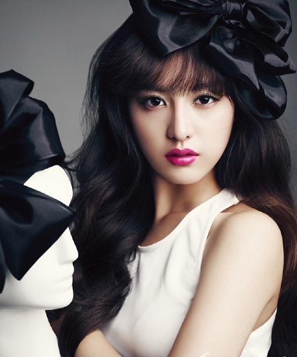 Kim Ji Won - kiều nữ đa phong cách của màn ảnh Hàn.