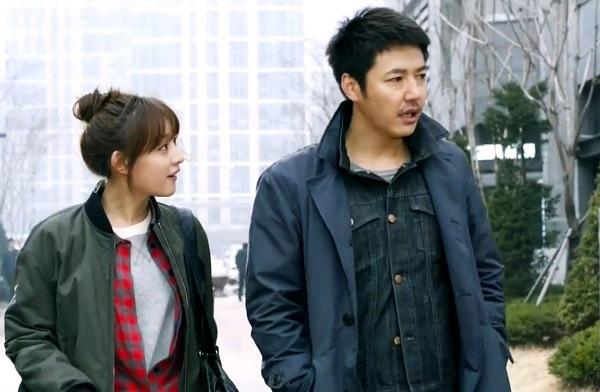 Một Kim Ji Won mạnh mẽ trong Ký ức kẻ sát nhân.
