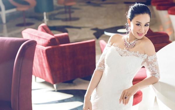 My nhan goc Viet goi cam o tuoi 44 hinh anh 6 Ngôi sao của bộ phim Mẹ kế chia sẻ trên Darizi: