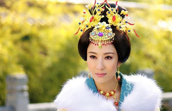 10 my nhan TVB qua Trung Quoc hot bac hinh anh