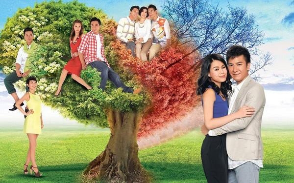 Bộ phim tình cảm lãng mạn TVB Mùa tình yêu phát sóng trên HTV2 lúc 19h thứ hai đến thứ sáu hằng tuần từ 25/8.