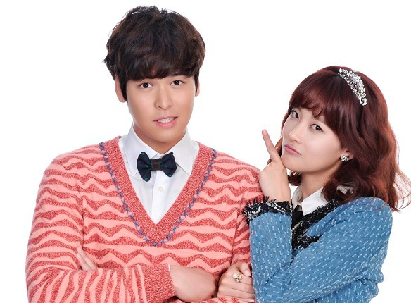 Oh Yeon Seo va Lee Jang Woo phai long nhau tren phim truong hinh anh