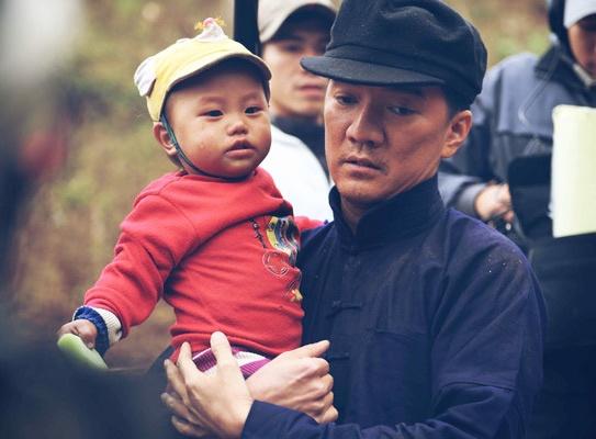 Phim 'Hiep si mu' cua Dam Vinh Hung choi bao tay hinh anh