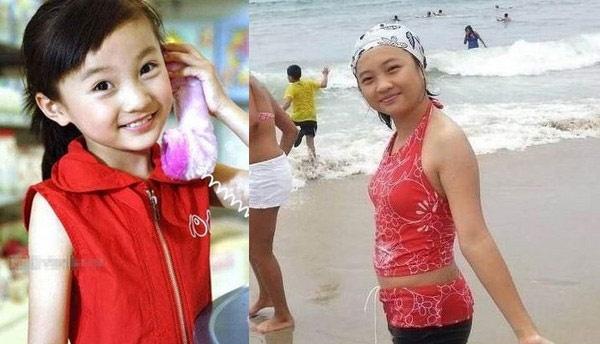 Nhung sao nhi thay doi chong mat khi truong thanh hinh anh 7 Năm 2008, cô bé 9 tuổi Lâm Diệu Khả khiến cả thế giới trầm trồ khi xuất hiện tại lễ khai mạc Thế vận hội Bắc Kinh vì vô cùng đáng yêu. Mặc dù sau đó bị phát hiện có sự gian dối, hát nhép trên nền nhạc của một giọng ca nhí khác nhưng điều đó vẫn không ảnh hưởng đến việc cô bé gia nhập làng phim ảnh, xuất hiện trong các phim Mỹ nhân tâm kế, Tân Hồng lâu mộng, Thái Bình công chúa bí sử… Năm nay Lâm Diệu Khả 15 tuổi, đã ra dáng thiếu nữ, không còn dễ thương như trước.