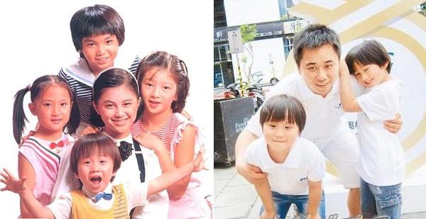 Nhung sao nhi thay doi chong mat khi truong thanh hinh anh 4 Trong bộ phim truyền hình Đài Loan Ngôi sao hiểu lòng tôi (1983), khán giả từng phát sốt vì cậu bé Bân Bân do diễn viên nhí Ôn Triệu Vũ, lúc đó mới 4 tuổi đảm nhận. Gặp lại sau 30 năm, nhiều người không tìm thấy hình ảnh của Bân Bân năm xưa vì bây giờ anh đã là ông bố 3 con với 2 đời vợ. Tuy nhiên, khán giả có dịp nhớ về Bân Bân qua 2 cậu con trai hiện là những sao nhí nổi tiếng với nghê danh Tiểu Bân Bân và Mi Ni Bân.