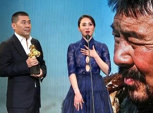 Ong vua trong 'Chan Hoan truyen' dai thang tai Giai Kim Ma hinh anh