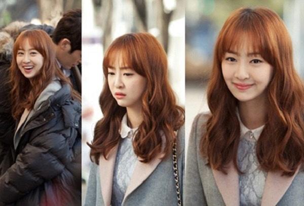 Trong Giai điệu tình yêu, Da Som vào vai cô gái trẻ đáng yêu, đặc biệt rất đam mê ca hát.