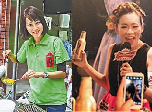 Cuoc song vat va cua 4 nang Hoa hau TVB hinh anh