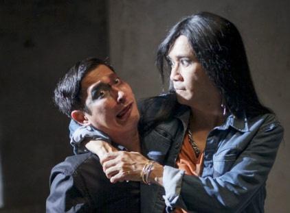 Huy Khanh bi Minh Thuan tra tan da man tren man anh hinh anh