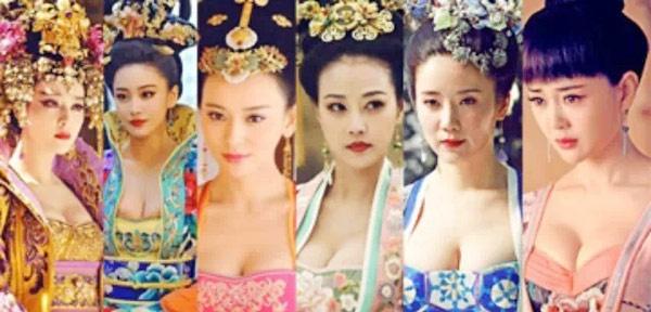 Vì là phim truyền hình nên khán giả cho rằng việc cắt cúp cảnh hở ngực trong Võ Mỵ Nương truyền kỳ là cần thiết.