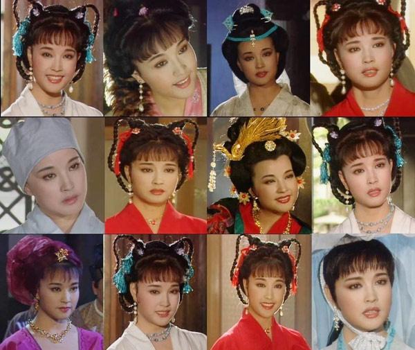 My nhan dong Vo Tac Thien ngay ay, bay gio hinh anh 5 Mặc dù đi sau Phùng Bửu Bửu và Phan Nghinh Tử, song Lưu Hiểu Khánh vẫn khắc đậm tên mình với hình ảnh Võ Tắc Thiên trong bộ phim truyền hình Trung Quốc cùng tên sản xuất năm 1995. Bà được đánh giá là nữ diễn viên thể hiện vai Võ Tắc Thiên chân thực nhất.