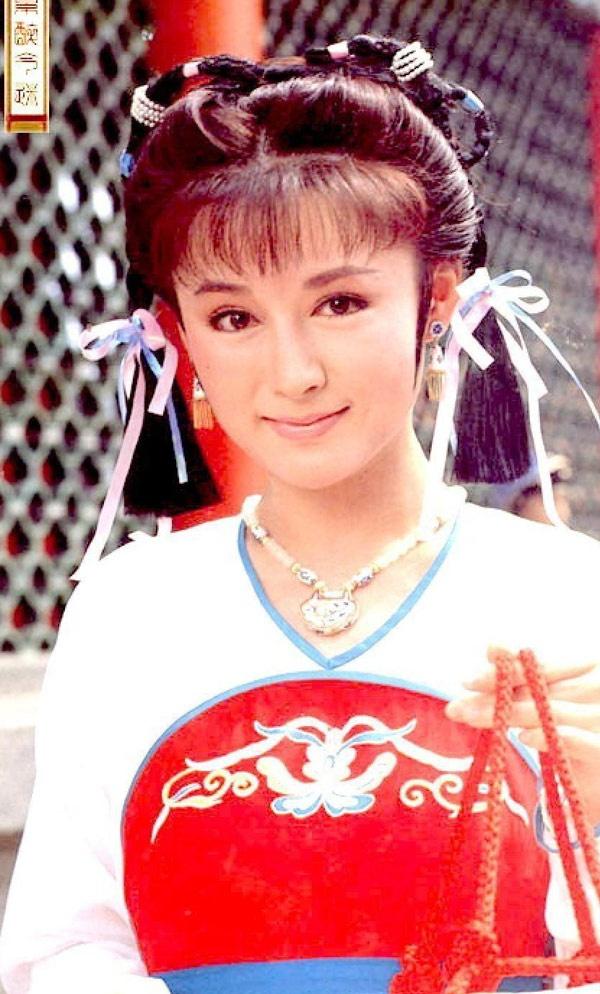 My nhan dong Vo Tac Thien ngay ay, bay gio hinh anh 3 Nhắc đến Võ Tắc Thiên, nhiều thế hệ khán giả nhớ ngay đến Phan Nghinh Tử với sự hóa thân ấn tượng trong bộ phim truyền hình Đài Loan Nhất đại nữ hoàng (1985). Tác phẩm này từng một thời làm mưa làm gió tại Việt Nam.