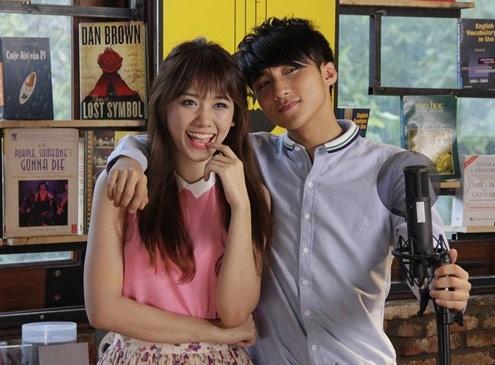 Phim Son Tung M-TP tranh giai Canh dieu vang 2014 hinh anh