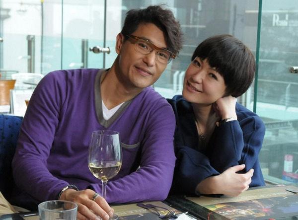 4 người tình màn ảnh của Hoa đán TVB kém sắc