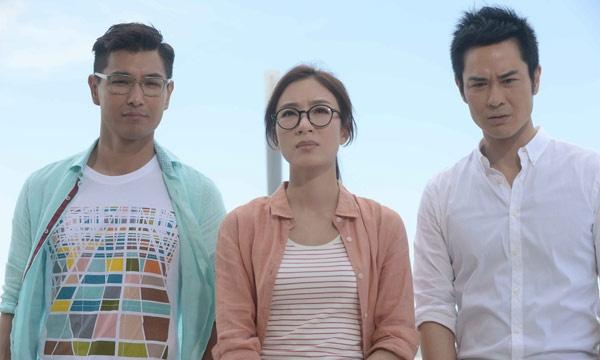 Bộ ba Trần Triển Bằng, Dương Di và Trịnh Gia Dĩnh đang tạo nên sức hút của bộ phim Thiên nhãn.
