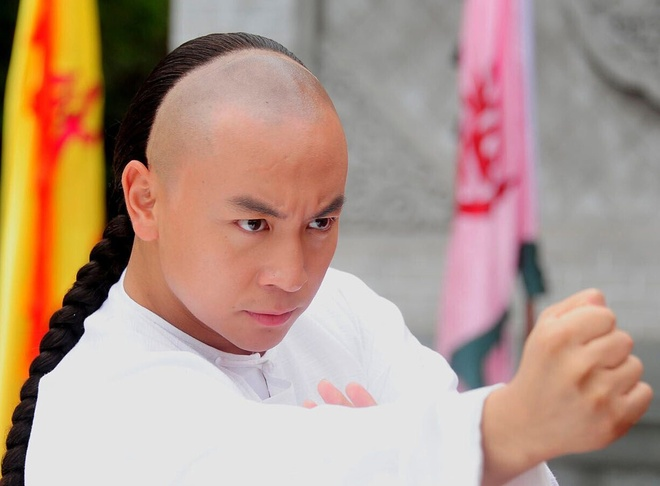 Thich Tieu Long khong muon lam cong tu bot hinh anh