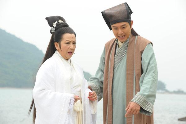 Phat song series kinh dien TVB 'Ho so cong ly' hinh anh 2 Là diễn tiến tiếp theo của câu chuyện nổi tiếng Thiện nữ u hồn, bộ phim mới do TVB sản xuất Thiện nữ lạc hồn đến với khán giả Việt trên SCTV9 lúc 19h15 hàng ngày ngay khi vừa kết thúc trên màn ảnh nhỏ Hong Kong.
