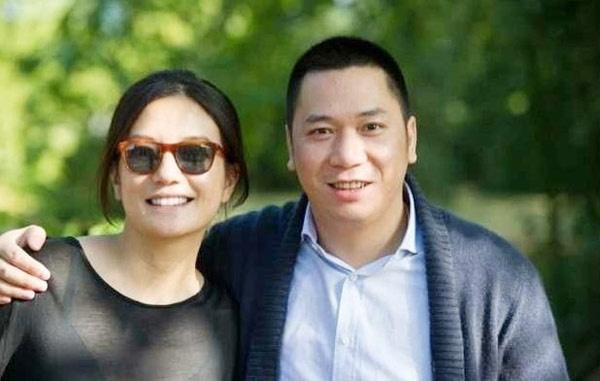 Trieu Vy mat hon 2.000 ty vi Trinh Thieu Thu hinh anh 1 Vợ chồng Triệu Vy.