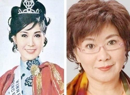 'Ba me vi dai' Ly Tu Ky roi khoi TVB hinh anh