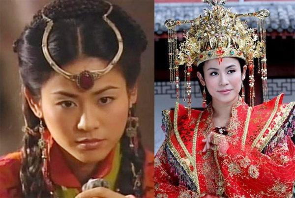 Khi tham gia Cỗ máy thời gian, Tuyên Huyên là hoa đán ăn khách của TVB qua những bộ phim diễn cặp với Cổ Thiên Lạc như Hồ sơ trinh sát 4, Chú chó thông minh… Năm 2011, cô quyết định rời khỏi Hong Kong, đưa sự nghiệp sang Trung Quốc. Do đã ngoài 40 vẫn cưa sừng làm nghé như gái đôi mươi nên những vai diễn gần đây của Tuyên Huyên không được đánh giá cao.
