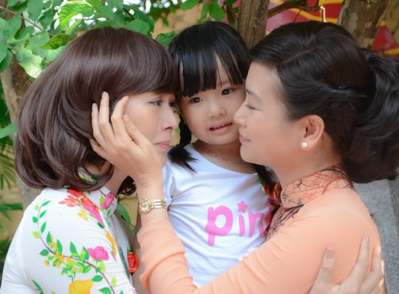 Vo cai luong kinh dien chuyen the thanh phim nhieu tap hinh anh