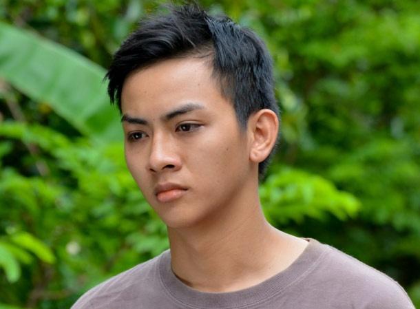 Hoai Lam dong vai con trai cua Luong The Thanh hinh anh