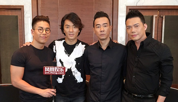 Trinh Y Kien se tro lai voi 'Nguoi trong giang ho' hinh anh 2
