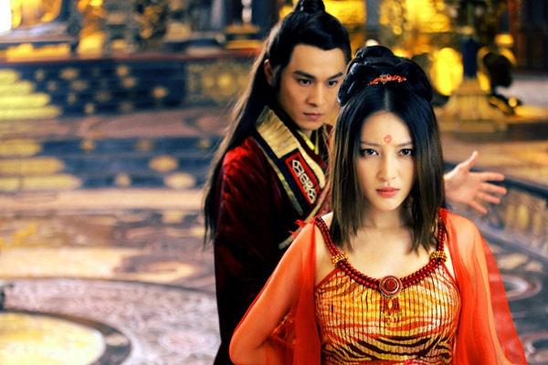 Nang Phan Kim Lien 2011 quyen ru trong vai dien moi hinh anh 3