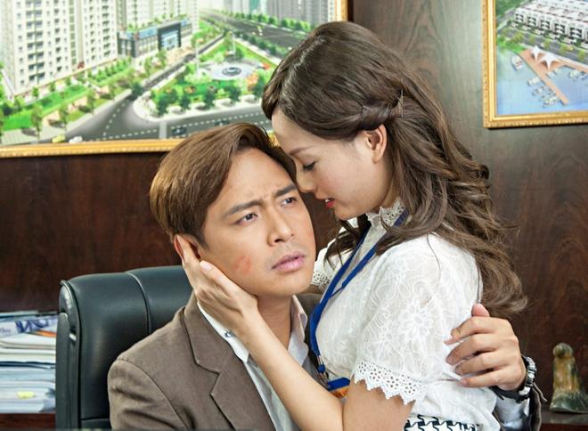 Lan Phuong tro thanh gai hu trong phim 'Ty phu tung' hinh anh