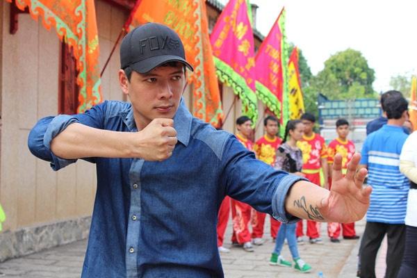 Lao nghe si Hong Kong vao vai cha cua Binh Minh hinh anh 1 Bình Minh vai Lý Bỉnh Long.