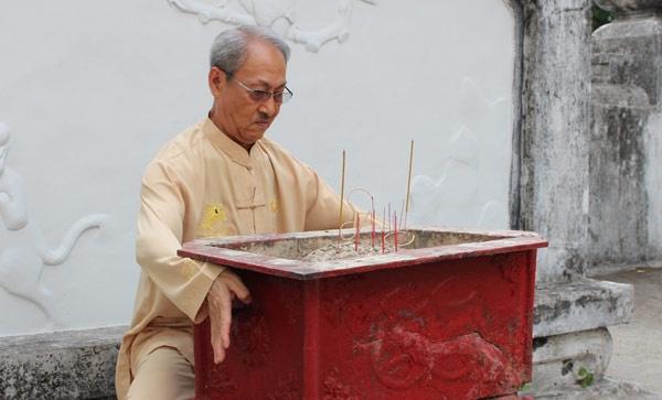 Lao nghe si Hong Kong vao vai cha cua Binh Minh hinh anh