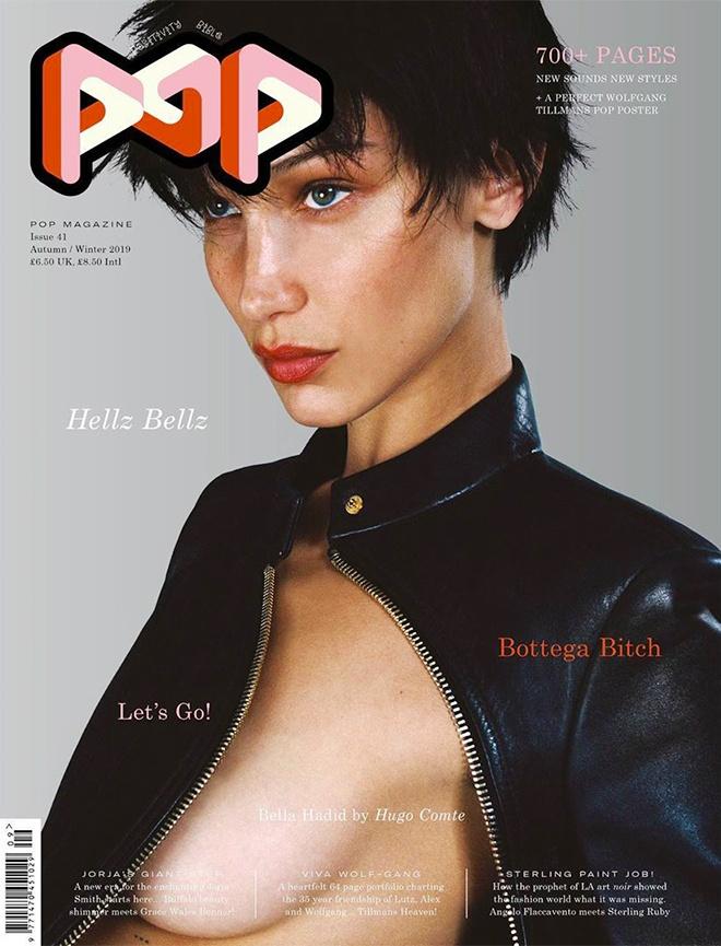 Bella Hadid thich mac vay ao khoe nguc, chup anh ban nude hinh anh 2 Bella_Hadid_mac_goi_cam_2.jpg
