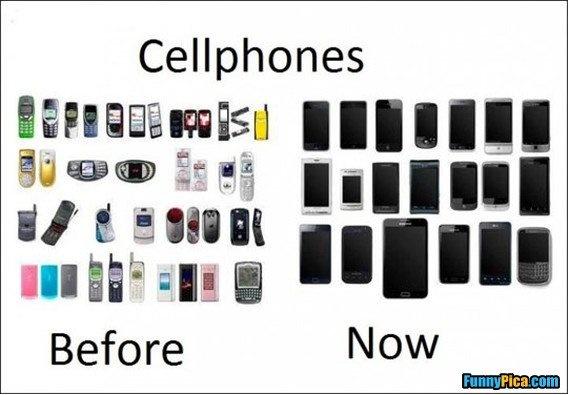Dot pha tren smartphone dang di ve dau? hinh anh 1