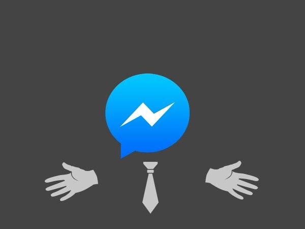 Facebook co the sap quang cao tren ung dung Messenger hinh anh