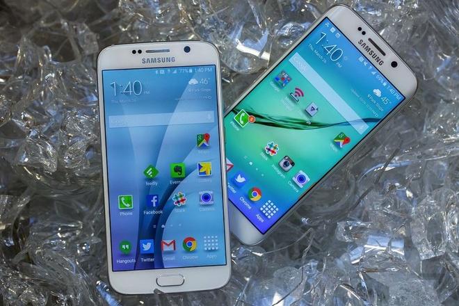 Danh gia khac nhau ve pin tren Galaxy S7 hinh anh 1