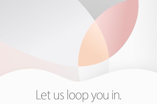 Apple gui thu moi du su kien ngay 21/3: iPhone SE ra mat hinh anh