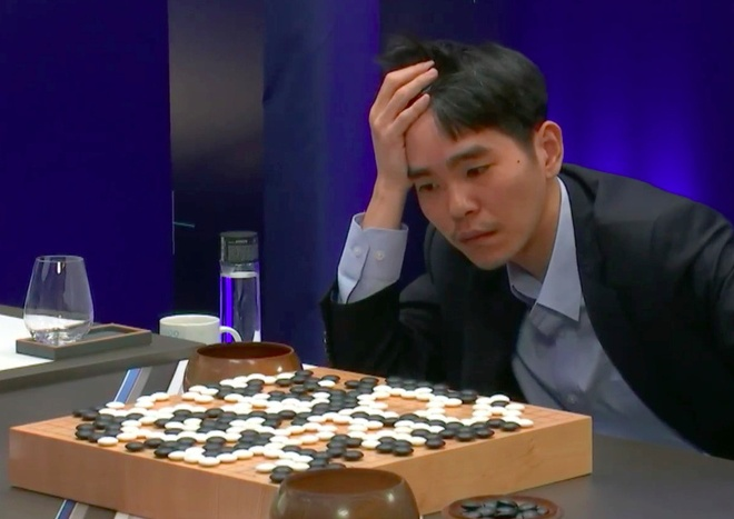AlphaGo chien thang Lee Se-dol chung cuoc 4-1 hinh anh