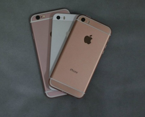 iPhone SE quay phim 4K nhu 6S hinh anh