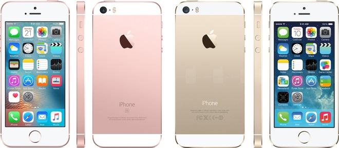 iPhone SE: Thiet ke nham chan, cau hinh vuot troi hinh anh 1