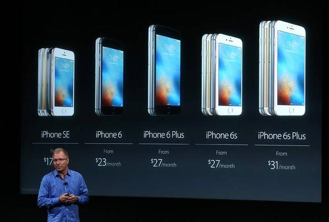 iPhone SE: Thiet ke nham chan, cau hinh vuot troi hinh anh 3