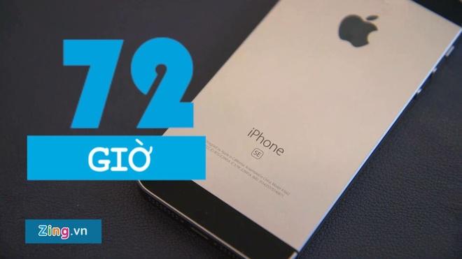 iPhone SE kho that bai nhu iPhone 5C hinh anh