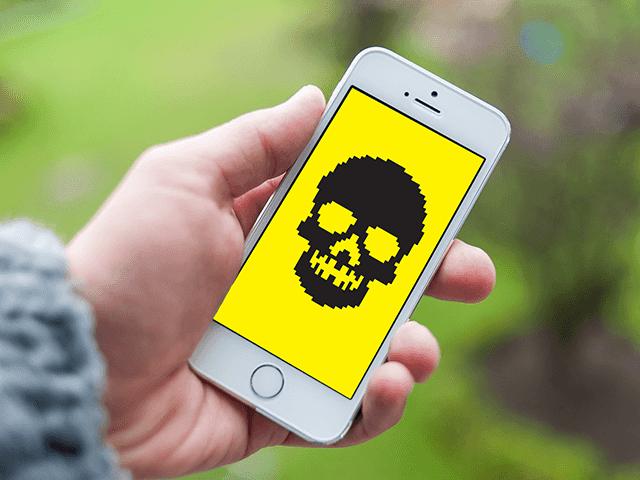 Malware dau tien tren iOS hinh anh
