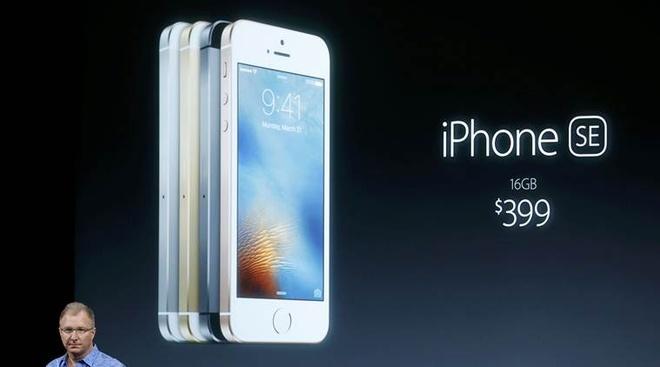 Danh gia iPhone SE: Thiet ke hom qua, cau hinh hom nay hinh anh 4